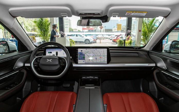 تسلای چینی ، خودرو آینده نگرانه ی چینی Xpeng X7 وارد کار زار رقابت می شود